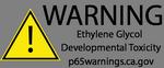 Prop 65 EG warning