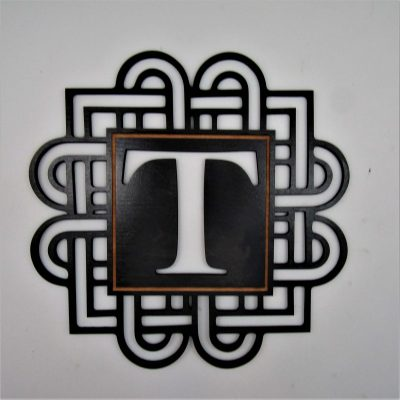 Better Letters Geometric Large-C-Black