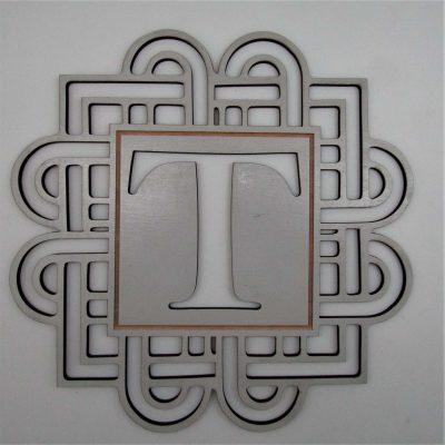 Better Letters Geometric Small-B-Gray