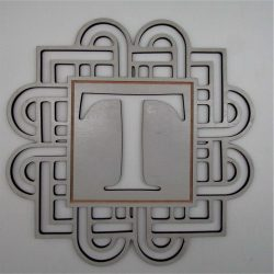 Better Letters Geometric Large-C-Gray